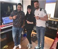 ديانا كرزون تستعد لأغنية جديدة بعنوان «هيدا الحكي»