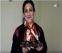 شاهد| هندية في الـ47 من عمرها تحقق 4 ميداليات ذهبية في رفع الأثقال
