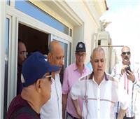 مساعد نائب رئيس «المجتمعات العمرانية» يتفقد مشروعات مدينة «المنصورة الجديدة»