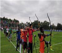 مصر تنافس بقوة في اليوم الأول بمنافسات القوس بالألعاب الإفريقية