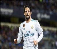 تعرف على إصابة ايسكو لاعب ريال مدريد