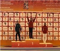 تتويج لاعبو الجمباز بالميداليات الذهبية في دورة الألعاب الإفريقية