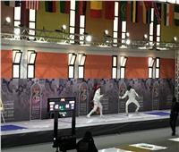 منتخب رجال سلاح المبارزة يحقق ذهبية بدورة الألعاب الإفريقية