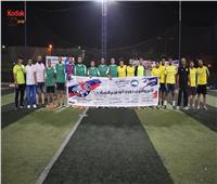 انطلاق دوري مستقبل وطن لكرة القدم في أكتوبر والشيخ زايد