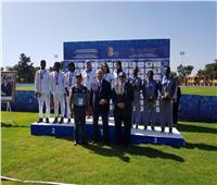 تتويج منتخب القوس والسهم بذهبيات دورة الألعاب الإفريقيةبالمغرب