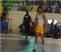 سامي مصطفى يحقق فضية في المصارعة الحرة بدورة الألعاب الإفريقية