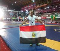 حسام مرغني يحقق ذهبية 96 كجم في المصارعة الحرةبـ«الألعاب الإفريقية»