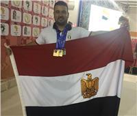 «عبد الرحمن» يحصد ٣ ذهبيات و«فرحان» يتوج بذهبيتينبـ«الألعاب الإفريقية»