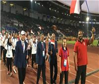 مصر تحطم الأرقام القياسية بالفوز بـ270 ميدالية بـ«الألعاب الإفريقية»