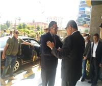 وزير الأثار يصل الغربية لافتتاح متحف طنطا