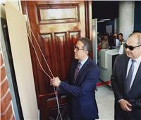 العناني يعتذر لأهالي الغربية على غلق متحف طنطا القومي 19 عاما