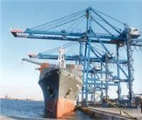وصول 8 سفن حاويات وبضائع عامة إلى ميناء دمياط
