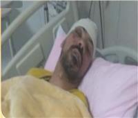 فيديو| تعرف على تطورات حالة عمرو زكي الصحية عقب «حادث الساحل»