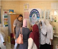 رئيس جامعة كفر الشيخ: ننظم قوافل طبية وبيطرية ونساهم في تجميل الشوارع