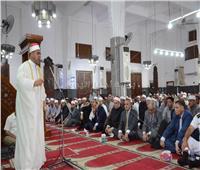 صور| محافظ الإسماعيلية يشهد الاحتفال بالعام الهجري الجديد