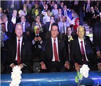 وزير التعليم العالي يفتتح فعاليات أسبوع شباب الجامعات المصرية