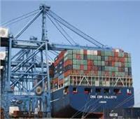 14 سفينة إجمالي حركة التداول بميناء دمياط خلال 24 ساعة