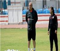 نهائي كأس مصر| تدريبات إضافية لحراس الزمالك استعدادا لبيراميدز