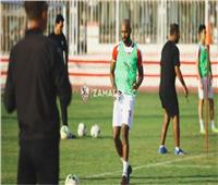 نهائي كأس مصر| برنامج بدني لـ«شيكابالا» في مران الزمالك