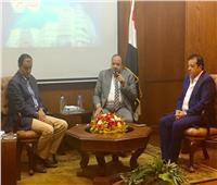 فيديو| أحمد جلال مُشيدًا بمسابقتي «بوابة أخبار اليوم»: مصر أبهرت العالم بتنظيم «الكان»