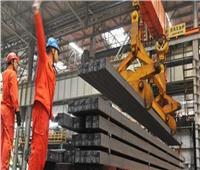 العشري: 3.5% انخفاضا في أسعار الحديد نتيجة لتراجع الدولار
