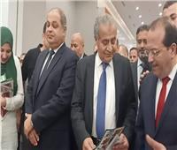 وزير التموين ومحافظ الغربية يفتتحان مول طنطا الجديد بالمنطقة اللوجستية