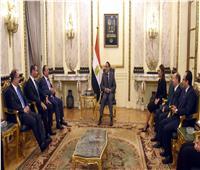 مدبولي: مصر تولي التعاون مع لبنان اهتماماً خاصاً