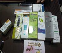 ضبط 3571 ألف عبوة دوائية منتهية الصلاحية بالشرقية