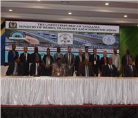 وفد نقابة المهندسين يبحث التعاون مع شركات المقاولات في تنزانيا
