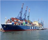 تفريغ 63000 الف طن قمح أوكرانى و 3700 طن حديد بميناء غرب بورسعيد
