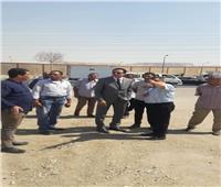 محافظ القاهرة: إزالة التعديات على قطعة أرض بمساحة 6650 متر مربع