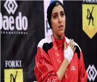 جيانا فاروق: خطواتي ثابتة وحلمي تحقيق ميدالية أولمبية