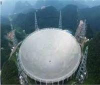 تليسكوب صيني عملاق يلتقط إشارات غريبة من نجم عميق