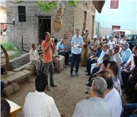صور| ثقافة شرق الدلتا تحتفل بعيد الفلاح