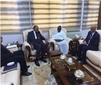 وزير الخارجية يلتقي نظيرته السودانية لبحث سُبل تعزيز العلاقات الثنائية