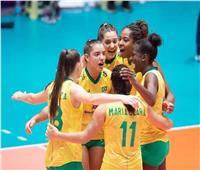 البرازيل تصطدم بروسيا في ربع نهائي بطولة العالم لناشئات الطائرة
