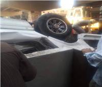 الصحة: مصرع 8 مواطنين وإصابة 4 آخرين في انقلاب ميكروباص بصفط اللبن