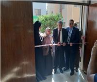 صور| وزير التموين يضع حجر أساس المنطقة التجارية اللوجيستية بالشرقية