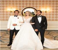 صورة| هشام ماجد يحتفل بزفاف أحمد فهمي على طريقته الخاصة