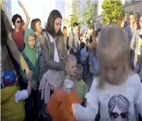 فيديو| في روسيا.. حماية الأطفال من الجريمة بـ«السيرك»