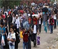 موسكو: عودة 1494 لاجئاً سوريا لبلدهم من الأردن ولبنان