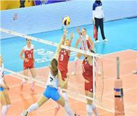 بيلاروسيا تفوز على الكاميرون 3-0 ببطولة العالم لناشئات الطائرة