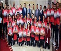 وزير الرياضة لموهوبي Top Talents: انتم مستقبل مصر القادم في كرة القدم