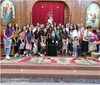 توزيع جوائز مهرجان الكرازة المرقسية بالفيوم