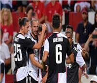 رونالدو وهيجواين يقودان هجوم يوفنتوس أمام أتلتيكو مدريد