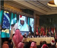 وزير الشؤون الإسلامية السعودي: الرئيس السيسي مجاهد ومدافع عن الإسلام