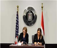 مصر وأمريكا توقعان منحتين فى التعليم والزراعة بقيمة 280 مليون جنيه