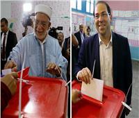 انتخابات تونس| المرشحان «يوسف الشاهد» و«عبد الفتاح مورو» يدليان بصوتهما