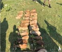 العثور على مخبأين للقاذفات والصواريخ والقنابل بمدينة الموصل