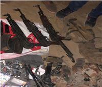 تعرف على الأسلحة التي كانت بحوزة خلية «جلبانة» بشمال سيناء